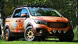 Kia Sedona Photo Safari Concept