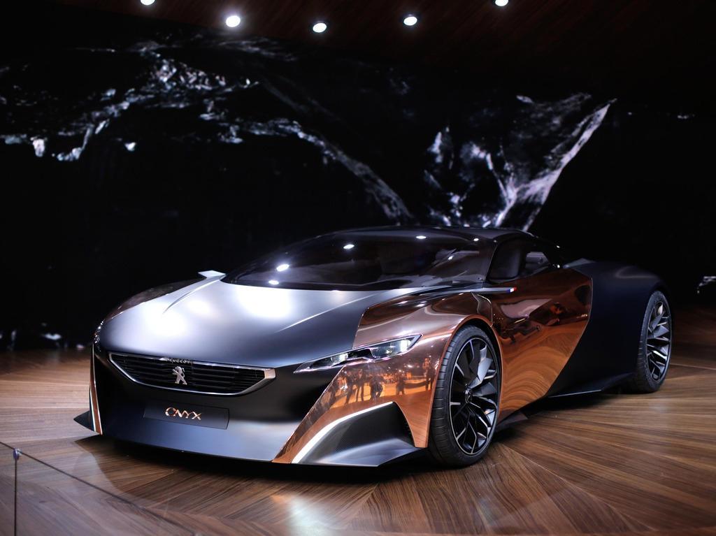 peugeot concept car onyx где купить ?